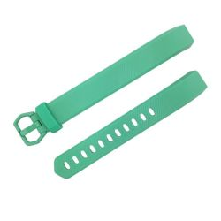 Mint Large Silicone Band For Fitbit Alta