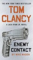 Tom Clancy Enemy Contact Paperback