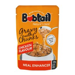 Bobtail - Dog Food Gravy With Chunks 85G Chicken