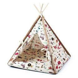 View 1 More Offers. Rex - Pet Teepee Tent  sc 1 st  PriceCheck : dog teepee tent - afamca.org