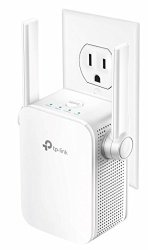 TP-LINK USA Tp-link AC1200 Dual Band Wifi Range Extender Repeater Access Point W MINI Housing Design Extends Wifi To Smart Home & Alexa Devices RE305