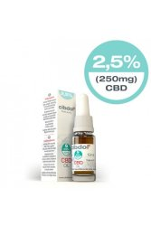 Cibdol 10ml CBD 250mg Hemp Oil