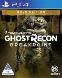 Sony Game - Tom Clancy Ghost Recon Breakpoint Gold Edition Retail Box No Warranty On Software   Product Overview This Time There Is No
