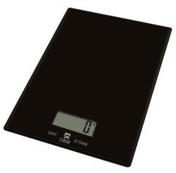 Casa Glass Kitchen Scale - Nero - CKSG01N