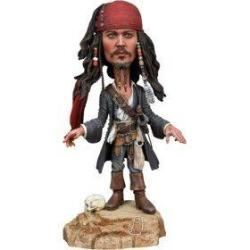 Pirates Of The Carribean Dead Man's Chest Jack Head Knocker