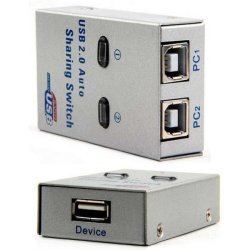 MICROWORLD USB 2.0 Auto Sharing Switch For Printers