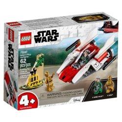 Lego Star Wars Rebel A-wing Starfighter