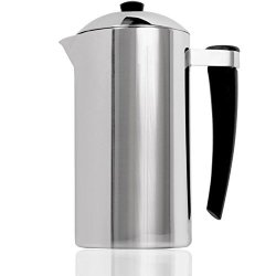 Lake Industries Inc. French Press Express Double-wall Stainless Steel Coffee Press - 1 Liter