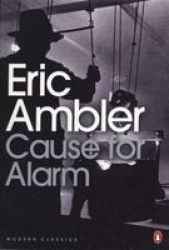 Cause For Alarm Paperback
