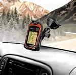 New Rugged Heavy Duty Windshield Suction Car Cup Mount For Garmin Etrex 10 20 30