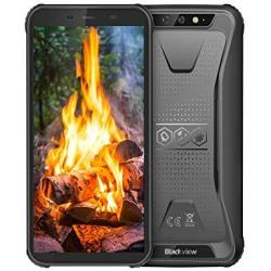 Rugged Cell Phones Unlocked Blackview BV5500 IP68 Waterproof Smartphone 2GB+16GB Android 8.1 Dual Sim 3G 4400MAH Battery 5.5 Inc