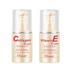 Vitamin E Moisturizer Cream Face Body Cream Soft Care Skin Cream Facial Cream