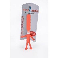 Fiesta Head Chef's Icing Spatula - Tomato