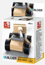 Sluban Builder - Beige Tank