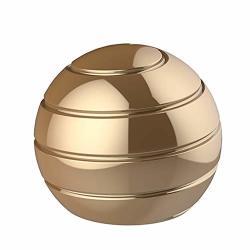 Truegood Kinetic Desk Toys Full Body Optical Illusion Fidget Spinner Ball Gifts For Men Women Kidsical Illusion Fidget Spinner B