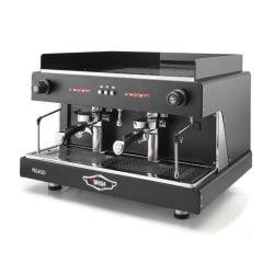 Wega Pegaso Commercial Espresso Machine - 2 Group Epu Semi-automatic White