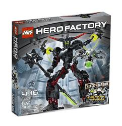 Lego Hero Factory Black Phantom 6203