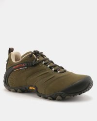 merrell leather trainers