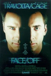 """POSTER STOP ONLINE Face off - Movie Poster Size: 27"""" X 40"""""""