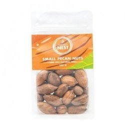 Nature's Nest - Small Pecan Nuts Snack 150G