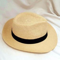 Panama Hat Holiday - Cream