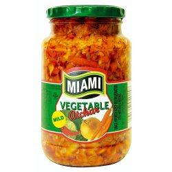 Miami Vegetable Atchar Mild 380 G