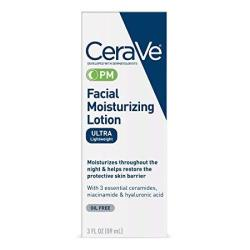 Cerave Facial Moisturizing Lotion Pm Spf 30 3 Ounce 89ML 2 Pack