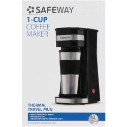 Safeway 1 Cup Coffee Maker