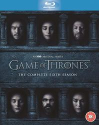 Game Of Thrones Season 6 Blu-ray