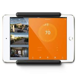 Elago Home Hub Mount Black - Ipad Wall Mount Homekit Mount Easy Installation Scratch-free Cable Management Included - For Ipad M