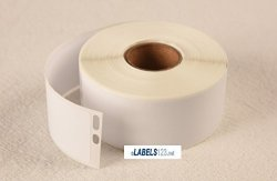 LABELS123 Dymo Compatible 30320 Postage Address Labels Thermal White 6 Rolls 260 Labels Per Roll