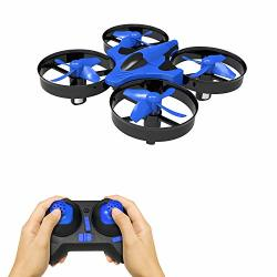 MINI Drone For Kids And Beginners Rc Nano Quadcopter Indoor Small Helicopter Toys With 3D Flip Headless Mode One Key Return Spee