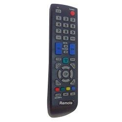 Beyution Factory New Samsung BN59-00857A BN59 00857A Replaced Remote For P2370HD P2570HD P2770HD LN37B530 Tv LN19B360C5DXZA LN32