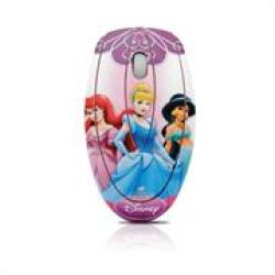 Disney Princess Optical Usb Mouse Retail Packaged