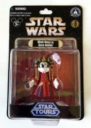 Disney Star Wars Star Tours Series 6 Minnie Mouse As Queen Amidala