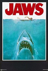 Poster-Rama Jaws - 1975 - Movie Poster