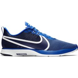 39951c7b51c82 Nike Zoom Strike 2 Mens Running Shoe in Blue   Black