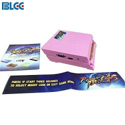 BLEE Pandora's Box 4S+ 815 In 1 Jamma Mutli Game Board Jamma Arcade Game  Pcb Support Vga And HDMI Output Pink   R   Dolls   PriceCheck SA