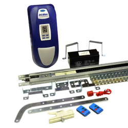 Et Advanced 1000N Garage Door Automation Kit For Sectional Door