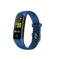 Sony Bakeey S5 Real-time Messages Reminder Heart Rate Monitor IP68 Waterproof Smart Watch