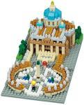 Nanoblock Vatican City Building Set 780 Piece