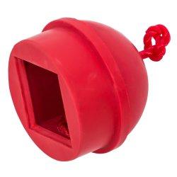 EASI8 - Red Plastic Holder For Billiard Chalk