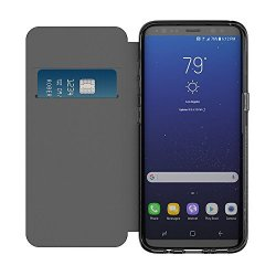 brand new 7dec5 6d08e Incipio Samsung Galaxy S8 Case Flexible Impact Resistant Ngp Folio Case For  Samsung Galaxy S8-CLEAR BLACK | R319.00 | Cellphone Accessories | ...