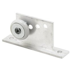 Prime-Line Products M 6034 Round Shower Door Roller And Bracket 3 4-INCH Pack Of 2
