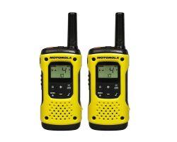 Ellies 10KM Motorola Tlkr T92 Floating Walkie Talkie 2 Way Radio Twin