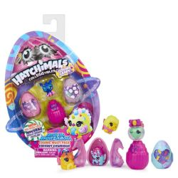Hatchimals Colleggtibles Season 8 - 4 Pack - Blindbox