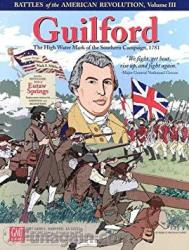 Guilfod:the High Water Mark Of The Southern Campaign 1781