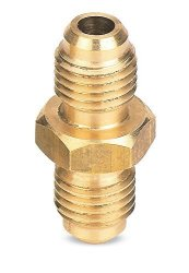 FJC 6019 Yellow R134A Hose Connector Fitting