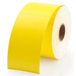 LabelValue.com Dymo 30374Y Compatible Yellow Appointment Cards 2 X 3-1 2 - 300 Cards Per Roll