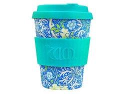 Ecoffee Cup William Morris Range Travel Mug 350ML Seaweed Marine